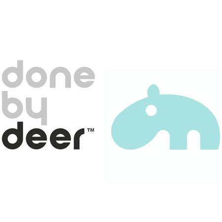 Slika za Done by Deer® Komplet 2 pelene za povijanje  Happy Dots 120x120
