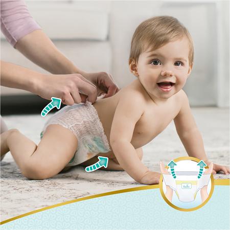 Pampers® Premium Care pelena gaćice vel. 4 (8-14 kg) 38 komada
