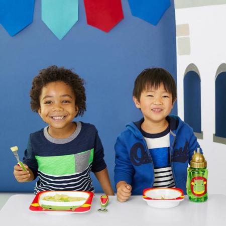 Skip Hop® Otroški jedilni pribor Zmaj