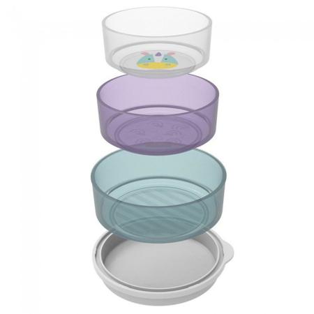 Skip Hop® Set tri zdjelice protiv klizanja Jednorog