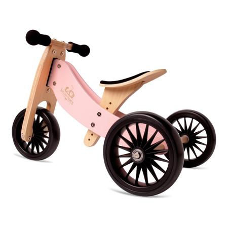 Slika za Kinderfeets® Drvena guralica Tiny Tot Plus 2u1 Rose