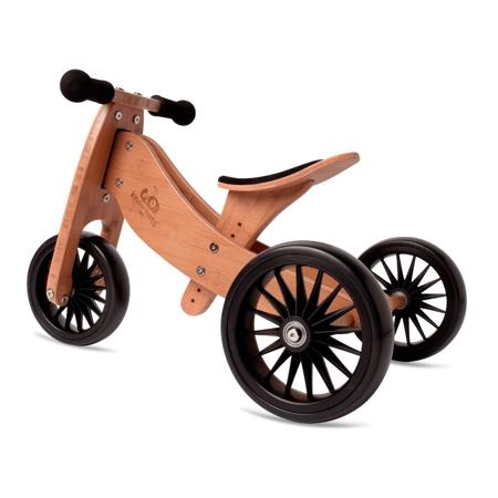 Kinderfeets®  2u1 Tricikl i bicikl bez pedala  Tiny Tot Plus Bamboo