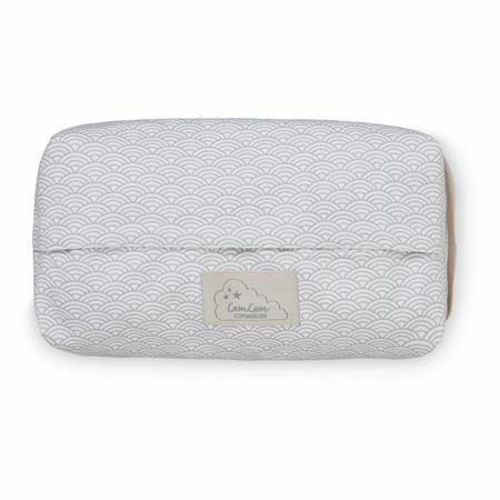 CamCam® Toaletna torbica za vlažilne robčke Grey Wave