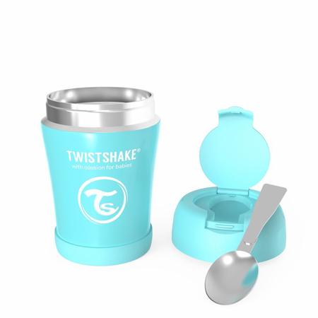 Twistshake® Termo posudica za hranu 350ml  Blue