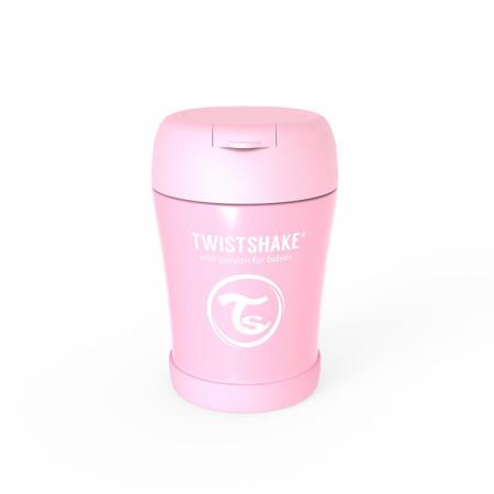 Slika za Twistshake® Termo posudica za hranu 350ml Pink