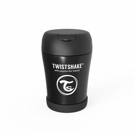 Slika za Twistshake® Termo posudica za hranu 350ml Black