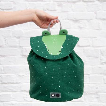 Trixie Baby® Mini dječji ruksak Mr. Crocodile