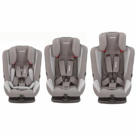 Nuna® Dječja autosjedalica Myti 1/2/3 (76-150 cm) Frost