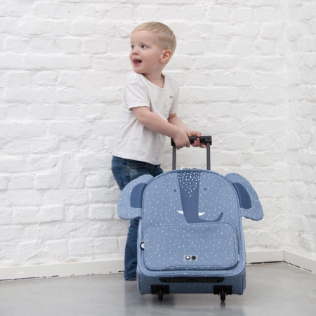 Trixie Baby® Otroški potovalni kovček Mr. Elephant