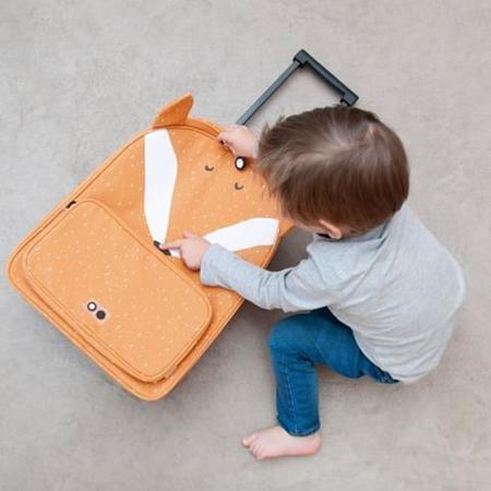 Trixie Baby® Otroški potovalni kovček Mr. Fox
