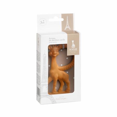 Slika za Vulli® Grizalo za zubiće žirafa Sophie s mirisom vanilije