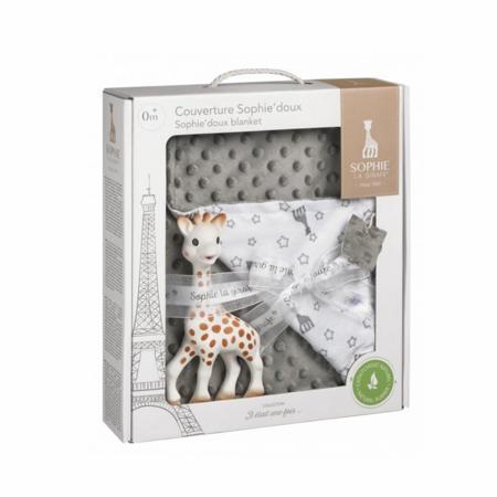 Slika za Vulli® Poklon set mekana dekica i Žirafa Sophie