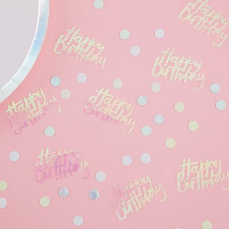 Slika za Ginger Ray® Ukrasni konfeti za stol Pastel Party