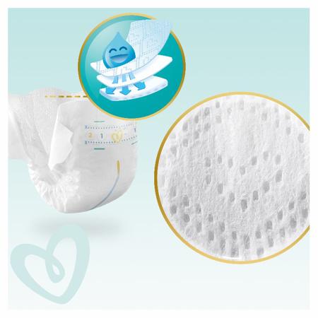 Slika za Pampers® Pleničke Premium Care novorojenčki vel. 1 (2-5kg) 78 kosov