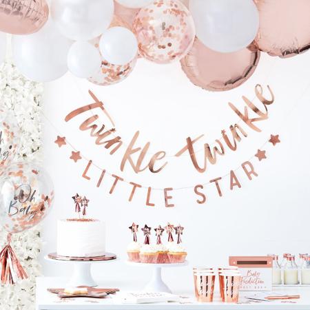Slika za Ginger Ray® Salvete Twinkle Twinkle 16 komada