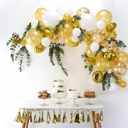 Slika za Ginger Ray® Luk iz balona Gold