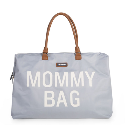 Slika za Childhome® Torba za previjanje Mommy Bag Big Grey/White