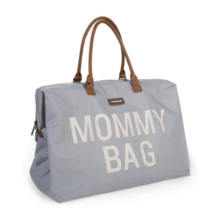 Slika za Childhome® Previjalna torba Mommy Bag Big Grey/White