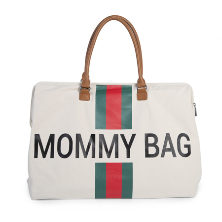 Slika za Childhome® Torba za previjanje Mommy Bag Big Green/Red