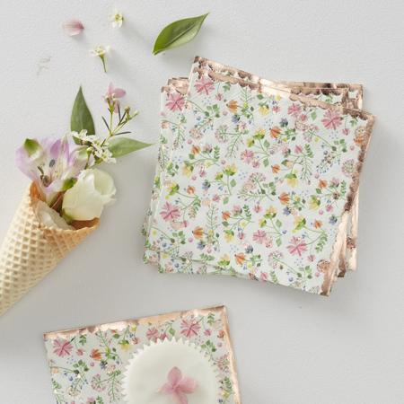 Slika za Ginger Ray® Salvete Ditsy Floral 16 komada
