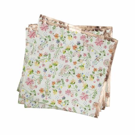 Ginger Ray® Salvete Ditsy Floral 16 komada