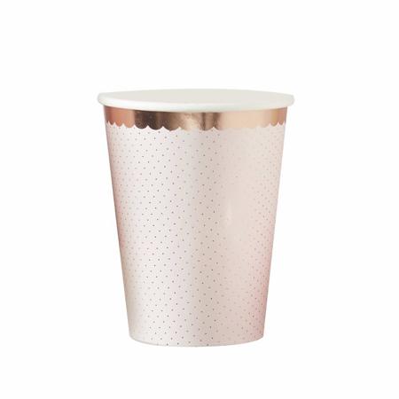 Ginger Ray® Papirnate čašice Ditsy Floral 8 komada