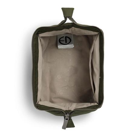 Elodie Details® Toaletna torbica Zip&Go Rebel Green