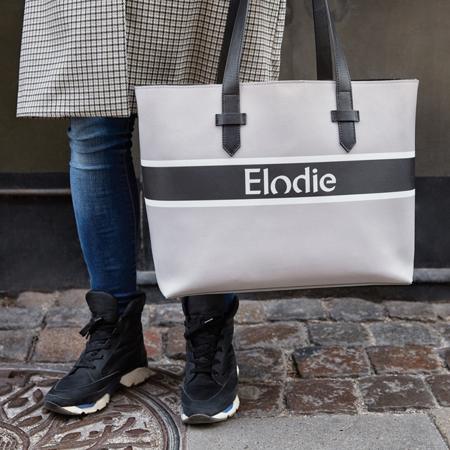 Elodie Details® Torba za previjanje Saffiano Logo tote