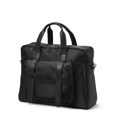 Slika za Elodie Details® Previjalna torba Signature Edition Brilliant Black