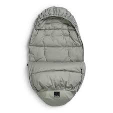 Elodie Details® Zimska vreča s punjenjem od perja Mineral Green
