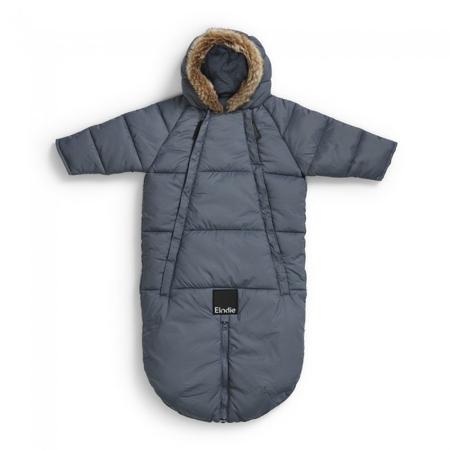 Slika za Elodie Details® Zimsko odjelo i vreća  za bebu Tender Blue 6-12 M