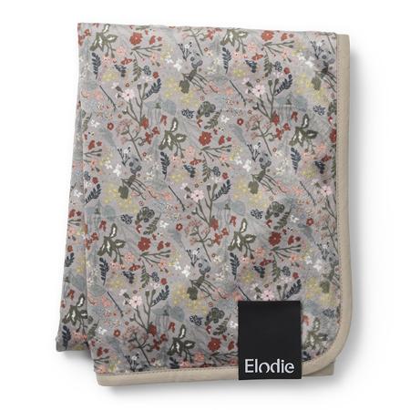 Slika za Elodie Details® Baršunasta dekica Vintage Flower 75x100