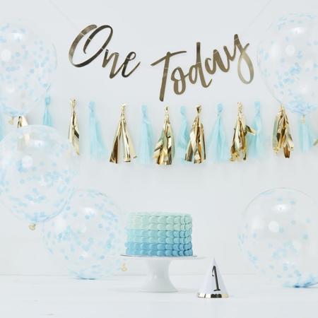 Slika za Ginger Ray® Cake Smash za 1. rođendan Blue