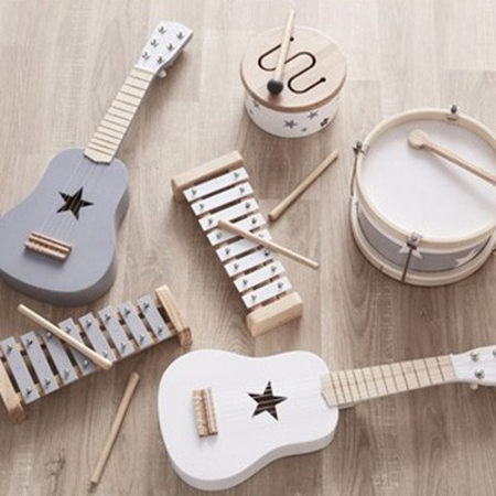 Slika za Kids Concept® Ksilofon White