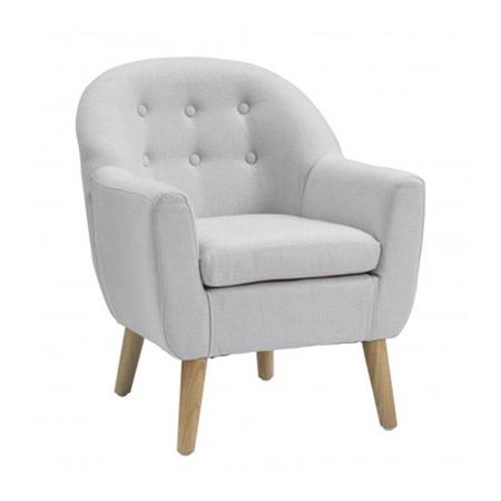Kids Concept® Dječja fotelja Grey