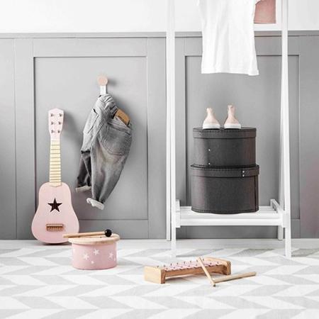 Slika za Kids Concept® Set okroglih škatel Grey