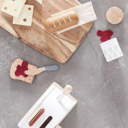 Slika za Kids Concept® Toaster Set