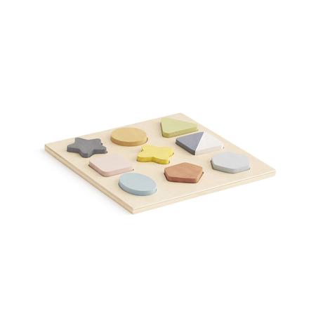 Slika za Kids Concept® Lesene puzzle GEO
