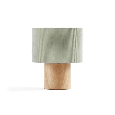 Slika za Kids Concept® Namizna lučka Corduroy Light Green