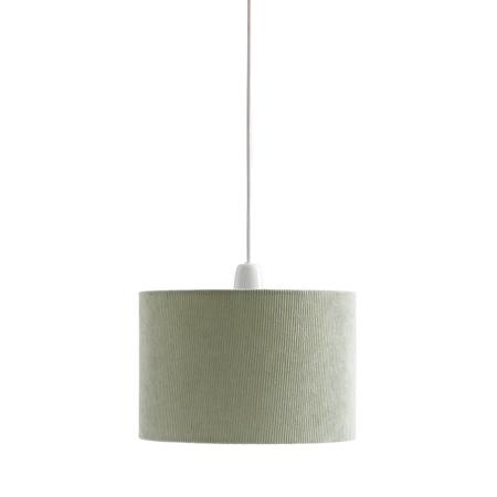 Slika za Kids Concept® Viseča svetilka Corduroy Light Green