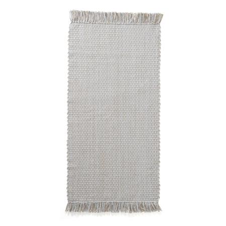 Slika za Kids Concept® Pamučni tepih Blue/Grey 140x70
