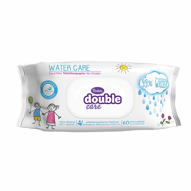 Slika za  Violeta® Vlažni Toaletni papir Kids 99% voda 60/1
