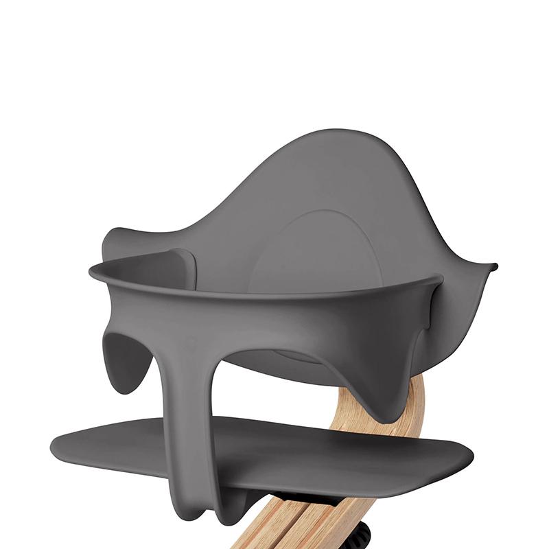 Slika za Nomi® Mini sigurnosna ogradica White Grey