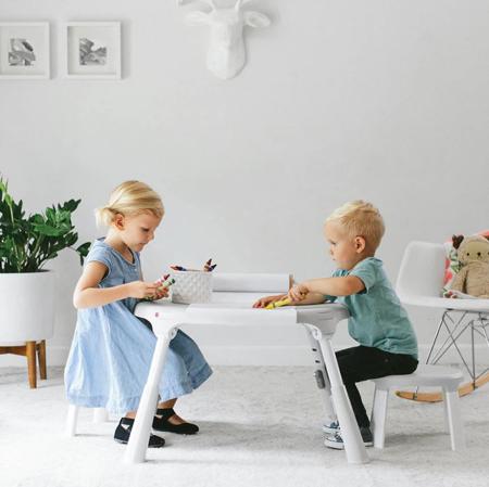 Slika za Oribel® Portaplay Dječja stolica White (2kom)