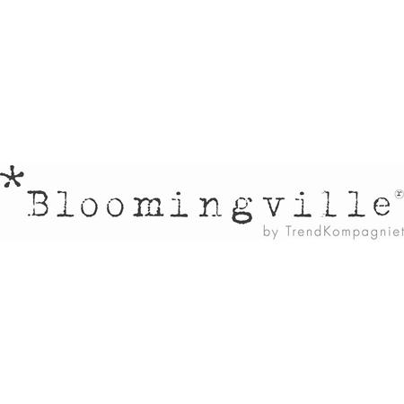 Slika za Bloomingville® Mala bijela polica oblačić