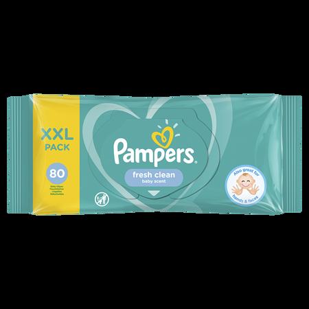Slika za Pampers® Otroški čistilni robčki Fresh Clean 1x80 kosov