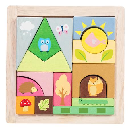 Slika za Le Toy Van® Otroška sestavljanka Woodland