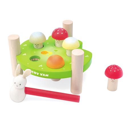Slika za Le Toy Van® Igra s kladivom Mr. Mushroom