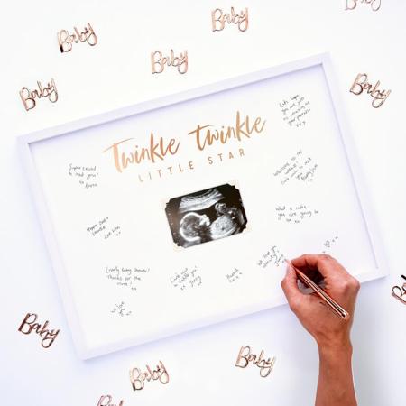 Slika za Ginger Ray® Okvir za potpise Twinkle Twinkle