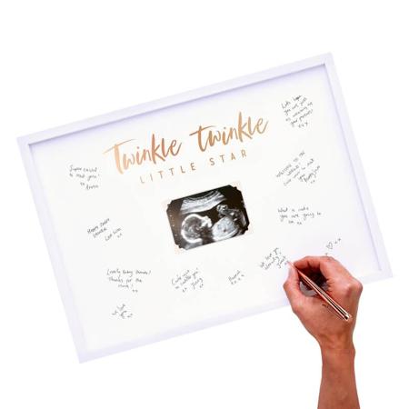 Ginger Ray® Okvir za potpise Twinkle Twinkle